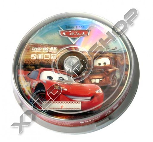Link to Disney Cars DVD-R  8x  Cake (10)