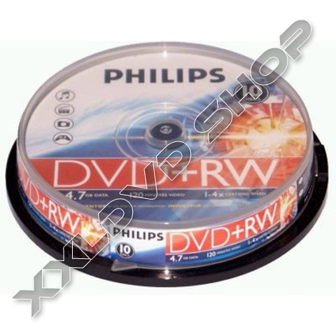 Link to Philips DVD+RW 4x Cake (10)