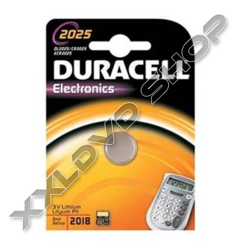Link to Duracell Gombelem CR2025