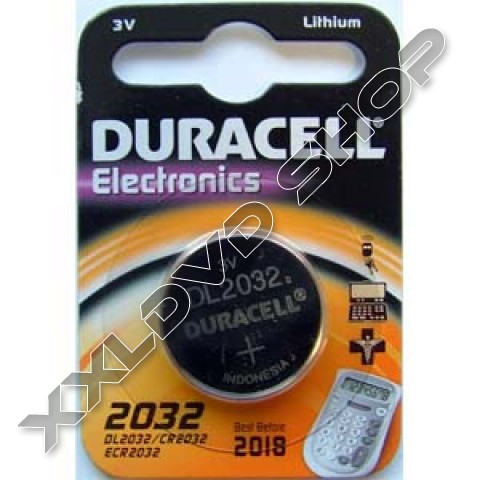 Link to Duracell Gombelem CR2032