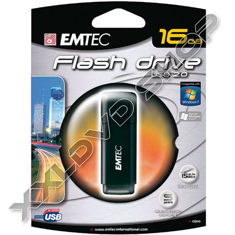 Link to Emtec USB Pendrive 16GB C500