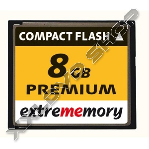 Link to Extrememory CF Card 8GB Premium