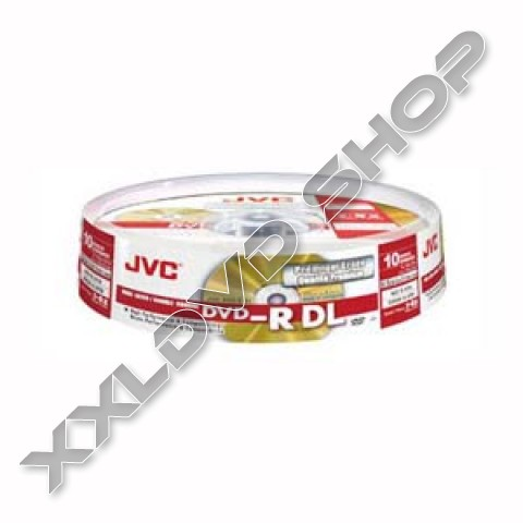 Link to JVC DL DVD-R 8x Cake (10)