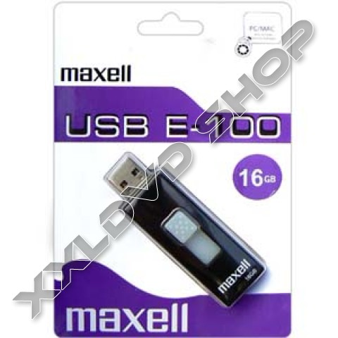 Link to Maxell USB Pendrive 16GB E-100
