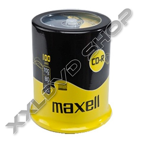 Link to Maxell CD-R 52x Cake (100)