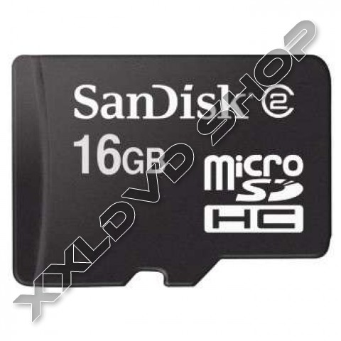 Link to Sandisk micro SDHC 16GB kártya /90956/