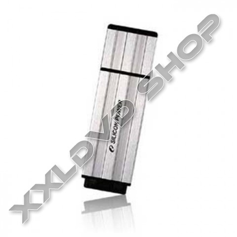 Link to Silicon Power Ultima 110 silver 16GB USB pendrive