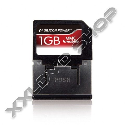 Link to Silicon Power MMC Mobile 1GB