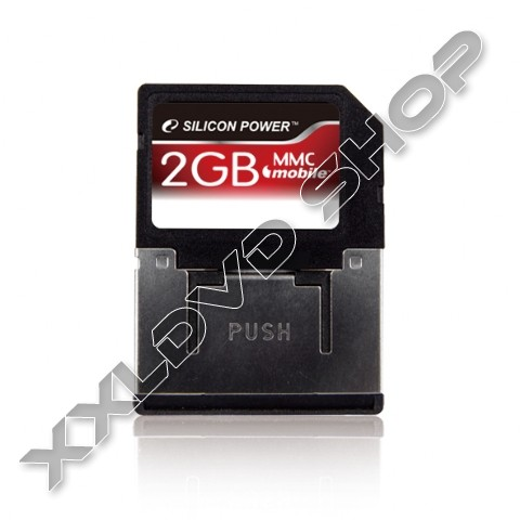 Link to Silicon Power MMC Mobile 2GB