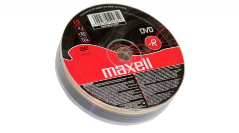 Link to MAXELL DVD-R 16X LEMEZ – SHRINK (10)